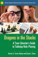 Dragons in the Stacks: A Teen Librarian's GUide to Tabletop Role-Playing Pdf