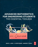 Advanced Mathematics for Engineering Students