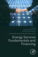 Energy Services Fundamentals and Financing