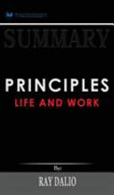 Summary of Principles