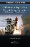 Differential Equations [Pdf/ePub] eBook