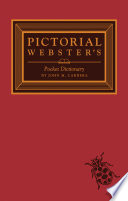 Pictorial Webster s Pocket Dictionary
