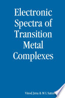 Electronic Spectra of Transitions Metal Complexes
