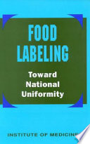 Food Labeling: