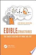 Edible Structures Book