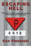 Escaping Hell Book