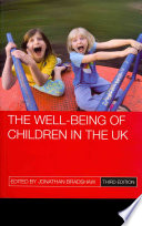 The Well being of Children in the UK