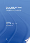 Social Work And Global Mental Health