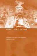Pdf Marco Polo's China