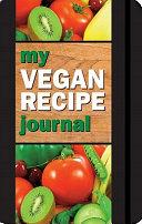 My Vegan Recipe Journal Book PDF