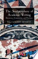 The Semiperiphery of Academic Writing