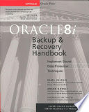 Oracle8i Backup   Recovery