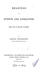 Readings in science and literature