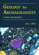 Geology for Archaeologists