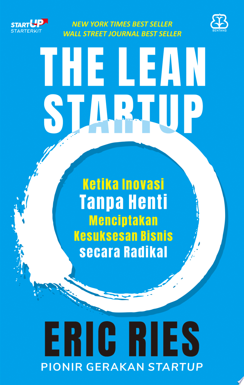 The Lean Startup image