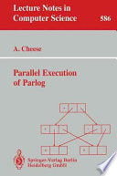Parallel Execution of Parlog Book