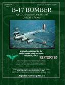 B 17 Bomber Pilot s Flight Operating Manual