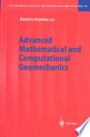 Advanced Mathematical and Computational Geomechanics