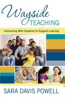 Pdf Wayside Teaching