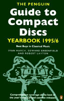 The Penguin Guide to Compact Discs Yearbook  1995