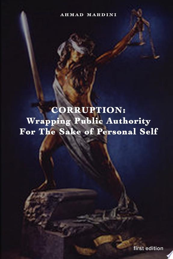 Corruption: Wrapping Public Authori