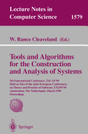 Tools and Algorithms for the Construction of Analysis of Systems