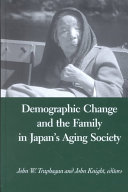 Demographic Change and the Family in Japan's Aging Society Pdf/ePub eBook
