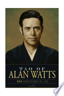 TAO OF ALAN WATTS Book