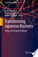 Transforming Japanese Business
