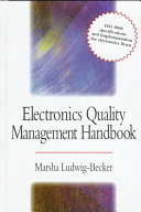 Electronic Systems Quality Management Handbook Book PDF