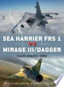 Sea Harrier FRS 1 vs Mirage III Dagger