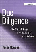 Due Diligence
