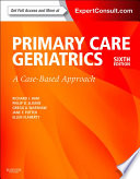 Ham's Primary Care Geriatrics E-Book