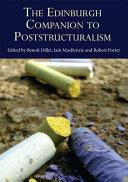 Edinburgh Companion to Poststructuralism