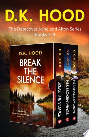 The Detectives Kane and Alton Series: Books 7–9 Ebook - barabook