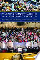 Yearbook Of International Religious Demography 2015