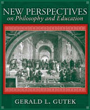 New Perspectives on Philosophy and Education Book PDF