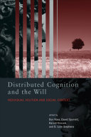 Pdf Distributed Cognition and the Will