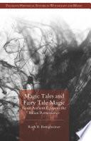 Magic Tales and Fairy Tale Magic Book