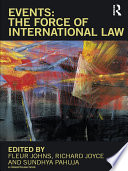 Events The Force Of International Law
