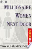 Millionaire Women Next Door Book