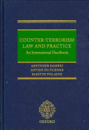 Counter Terrorism Law And Practice