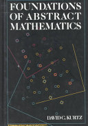 Foundations of Abstract Mathematics