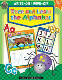 Write On Wipe Off  Trace and Learn the Alphabet Book PDF
