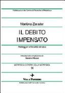 Il debito impensato