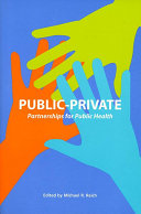 Public Private Partnerships For Public Health Book PDF