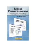 Expert Product Management