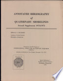 Annotated Bibliography of Quaternary Shorelines