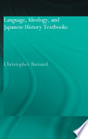Language, Ideology and Japanese History Textbooks