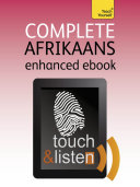 Complete Afrikaans  Teach Yourself